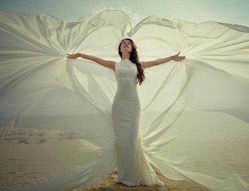 Притча «Жена-Богиня»